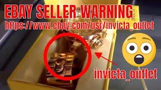 getlinkyoutube.com-INVICTA WATCHES : Invicta Venom Watch nightmare from eBay seller Invicta_Outlet