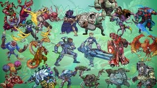 getlinkyoutube.com-Mutant Genetic Gladiator - 24 Legendary Mutants Cross Breed