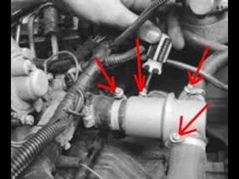 Как заменить термостат на автомобиле ВАЗ.Замена термостата ВАЗ 2115-2108