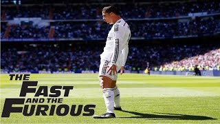getlinkyoutube.com-Cristiano Ronaldo / Fast and the Furious / Ride Out / 2014 - 2015