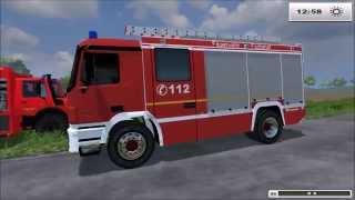 getlinkyoutube.com-Let's Play LS13 Feuerwehr Einsatz 01 [Deutsch][Full HD]
