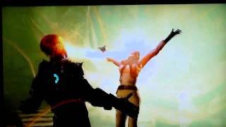 getlinkyoutube.com-Dead Space 2 Hand Cannon vs Final Boss