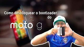 getlinkyoutube.com-Como desbloquear o bootloader do Motorola Moto G - Tire a mensagem de bootloader desbloqueado.