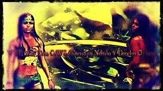 getlinkyoutube.com-#WWE2K16:: Diva CAWS:Charming Nebula & Deorha O'Hara [PS4]