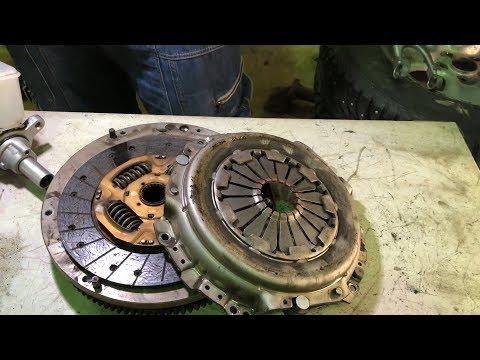 Suzuki Grand Vitara 3 - Причины плохой работы сцепления