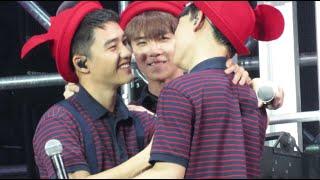 getlinkyoutube.com-151121 The EXO'luXion in MACAU - Peter Pan 피터팬 (Sehun Time Feat. CHEN & D.O.)