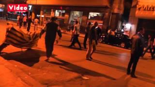 getlinkyoutube.com-حرب شوارع بالأسلحة البيضاء والخرطوش بشوارع وسط البلد