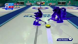 getlinkyoutube.com-Mario & Sonic at the Sochi 2014 Olympic Winter Games ~ Legends Showdown [Part 3 ~ Area 3]
