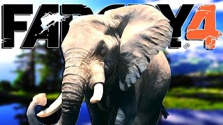 ELEPHANT POWER! | Far Cry 4 #2