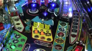 getlinkyoutube.com-#177 Data East ROBOCOP Pinball Machines based on the movie!  TNT Amusements