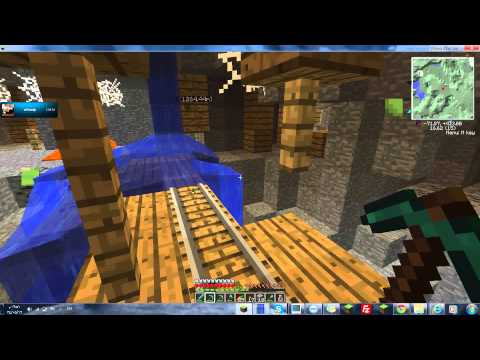 Minecraft: Surviva E1|| drrrb-craft xfhooy 3abd