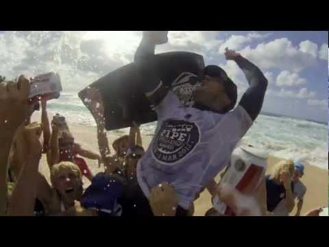 2013 IBA GoPro Pipeline Challenge - Final Day