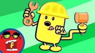 getlinkyoutube.com-Let's Do It! | Fredbot Songs For Kids (Wow! Wow! Wubbzy!)