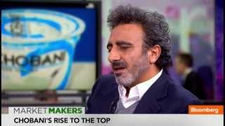 Chobani Yogurt CEO: I Had No Business Experience