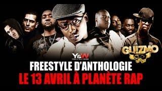Guizmo (ft. Zoxea, Oxmo, Youssoupha, Dany dan, Mokless, Busta flex, Melo P) - Freestyle
