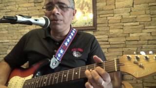 getlinkyoutube.com-Tu Jo Mila Unplugged Cover (M:Pritam; S: KK) Guitar Lead, Chord and Strumming Lesson by Suresh