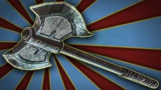 getlinkyoutube.com-Fallout 4 - Grognak's Axe - Unique Weapon Guide