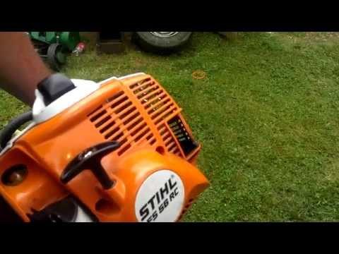 stihl blower bg 56 manual