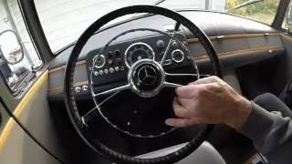 getlinkyoutube.com-Mercedes O 319 Interior tour