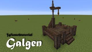getlinkyoutube.com-Minecraft Wunschtutorial - Galgen/Schafott
