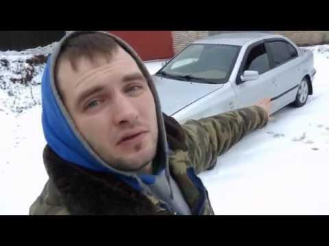 Iran Khodro Samand пятидневный кузовной ремонт