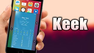getlinkyoutube.com-Keek - iOS 8 - 8.4 Jailbreak Cydia Tweak
