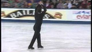 getlinkyoutube.com-Rudy Galindo (USA) - 1996 World Figure Skating Championships, Men's Long Program