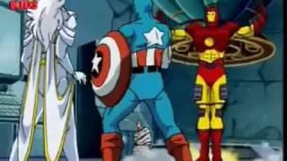 getlinkyoutube.com-Spider-Man 1990's Cartoon Series - #61B