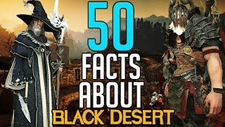 getlinkyoutube.com-Black Desert Online: 50 Facts About BDO