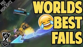 getlinkyoutube.com-Worlds Best Fails/Funny Moments 2016 | League of Legends