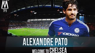 getlinkyoutube.com-Alexandre Pato - Welcome to Villareal | All Goals & Skills 2016