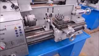 getlinkyoutube.com-Best bang for buck small metal lathe in Oz