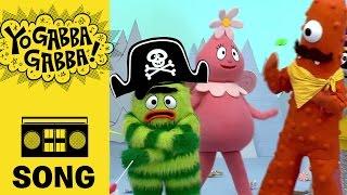 getlinkyoutube.com-Too Much Candy - Yo Gabba Gabba!