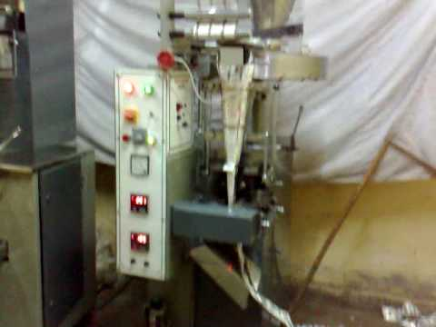 High Speed Tobacco Packing Machine - Indian Packaging