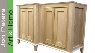 getlinkyoutube.com-How to Build a Bathroom Vanity Cabinet part, 2
