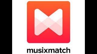 (شرح بسيط ) برنامج musixmatch كلمات الاغاني على الاندرويد