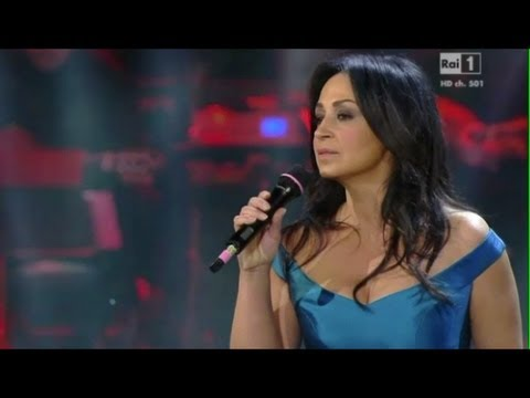 Sanremo2013 Maria Nazionale ( COLPA MIA) 16/02/2013