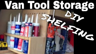 getlinkyoutube.com-Van Mobile Tool Storage 2