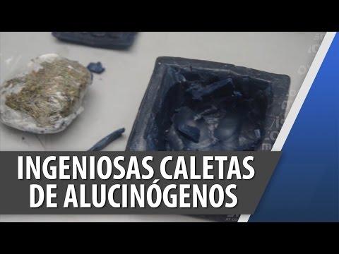 Ingeniosas Caletas de Alucinógenos / Feb 11 2015 / Cosmovision Noticias