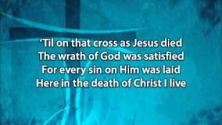 getlinkyoutube.com-In Christ Alone - Adrienne Liesching and Geoff Moore (with lyrics)