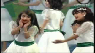getlinkyoutube.com-فرقة أنوار الليالي للأطفال وإداء فقرة ضمن فعاليات العيد 1433 هـ