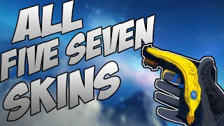 getlinkyoutube.com-CS:GO - Five-Seven - All Skins Showcase + Price | Все Скины Five-Seven + Цены