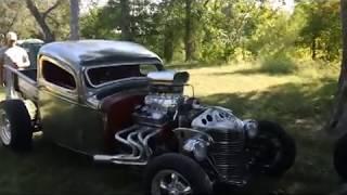 getlinkyoutube.com-Rat Rod Car Show