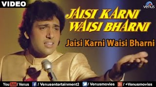 getlinkyoutube.com-Jaisi Karni Waisi Bharni (Sad) - Male (Jaisi Karni Waisi Bharni)