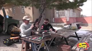 Kral Puncher Jumbo 5.5 mm PCP Tanıtımı