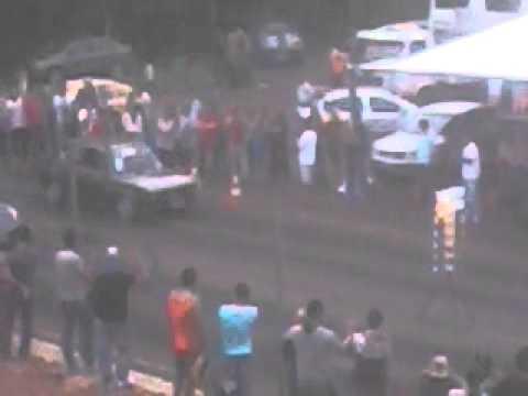 Ferrari perde para 147 em arrancadao em Chapecó