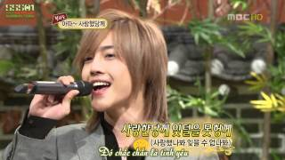 getlinkyoutube.com-[Vietsub] 2006 SS501 Kim Hyun Joong & Heo Young Saeng - Must Have Been Love