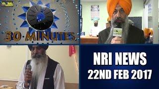 getlinkyoutube.com-30 Minutes | NRI News | 22nd February, 2017