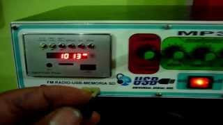 getlinkyoutube.com-Amplificador de sonido casero (Así se hace)