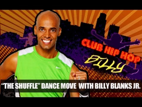 Cardio Dance Hot Move: The Shuffle- Billy Blanks Jr.